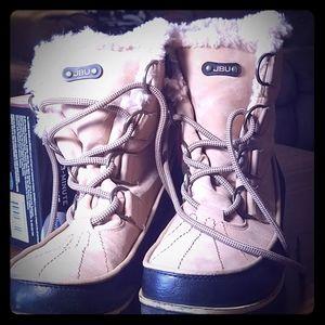 JBU winter boots